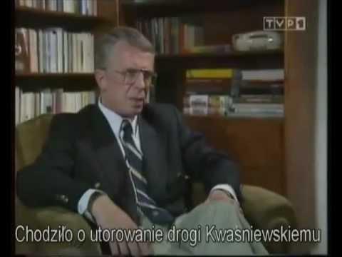 Dla kogo pracował nadzorca Wałęsy?