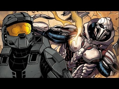 Halo 5 Story Details Exposed Further in Halo Comic (Spoilers)