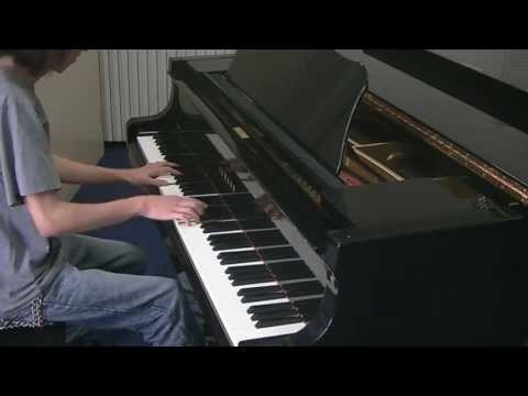 DREAM THEATER - IN THE PRESENCE OF ENEMY PART 1 - PIANO ( HARD VERSION )