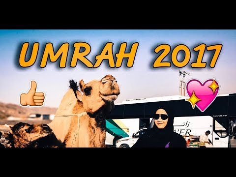Video umrah musim ramadhan