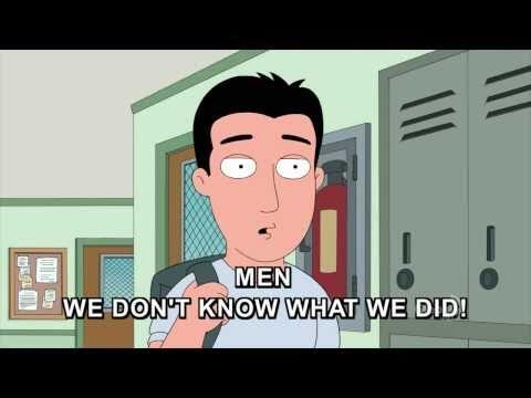Family Guy: Men. We don
