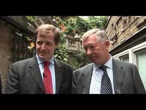 Alex Ferguson on Tony Blair