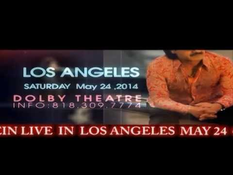 Moein Live In Los Angeles 24 May Dolby Theatre