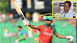 মোসাদ্দেক কোন কিছুতে ভয় পায় না,সবাইকে অবাক করে দিয়ে একি বললেন পাপন || Bangladesh cricket news update