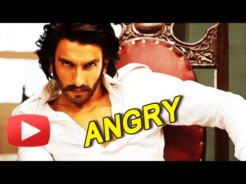 After Deepika Padukone, Ranveer Singh Lashes Out At Media