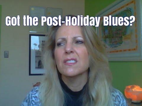 Feel Good Friday with Tanna Marshall: Post-Holiday Blues