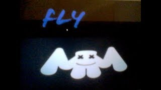 Fly - Marshmello (Music Video)