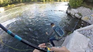 Urban Pond & River Fishing!