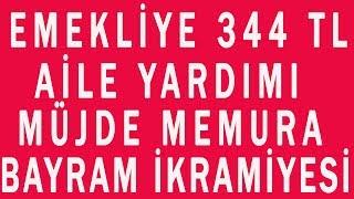 download lagu Emeklİye 344 Tl  MÜjde  Memurlara Bayram İkramİyesİ gratis