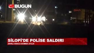 MARDİN'DE TERÖR SALDIRISI: 10'U POLİS 24 YARALI