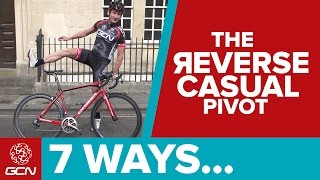 7 Magnificent Ways To Mount Your Bicycle
