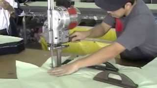 Garment Cutting Factory