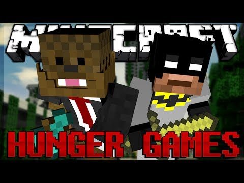 FOOD FIGHT Minecraft Hunger Games w/ xRPMx13 #121