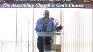 Bethel Baptist Deliverance Conference 2014 -  Minister Jacob Ringgold