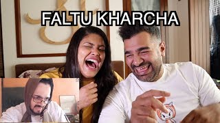 Faltu kharcha | REACTION | BB KI VINE