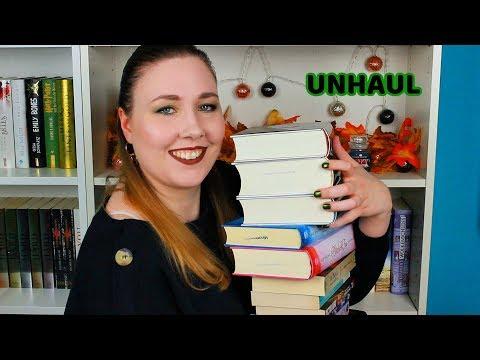UNHAUL 2019 - Welche Bücher kommen nicht mit in die neue Wohnung?