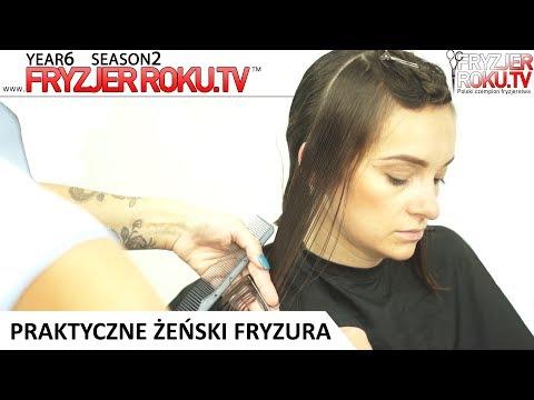 Praktyczne żeński Fryzura. FryzjerRoku.tv