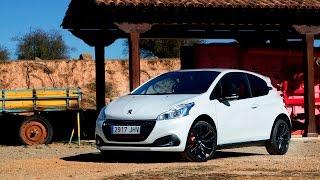 videoprueba Peugeot 208 gti Peugeot Sport #selfiestyle