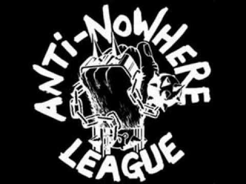 Anti-nowhere League - There Is No God