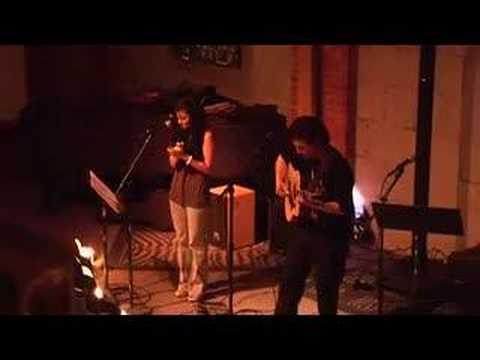 Julia & Fred Benedetti at Dizzy's on Paul McCartney's Birthd