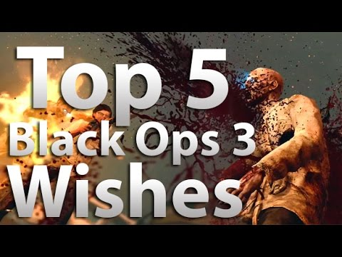 'TOP 5' Wishlist for