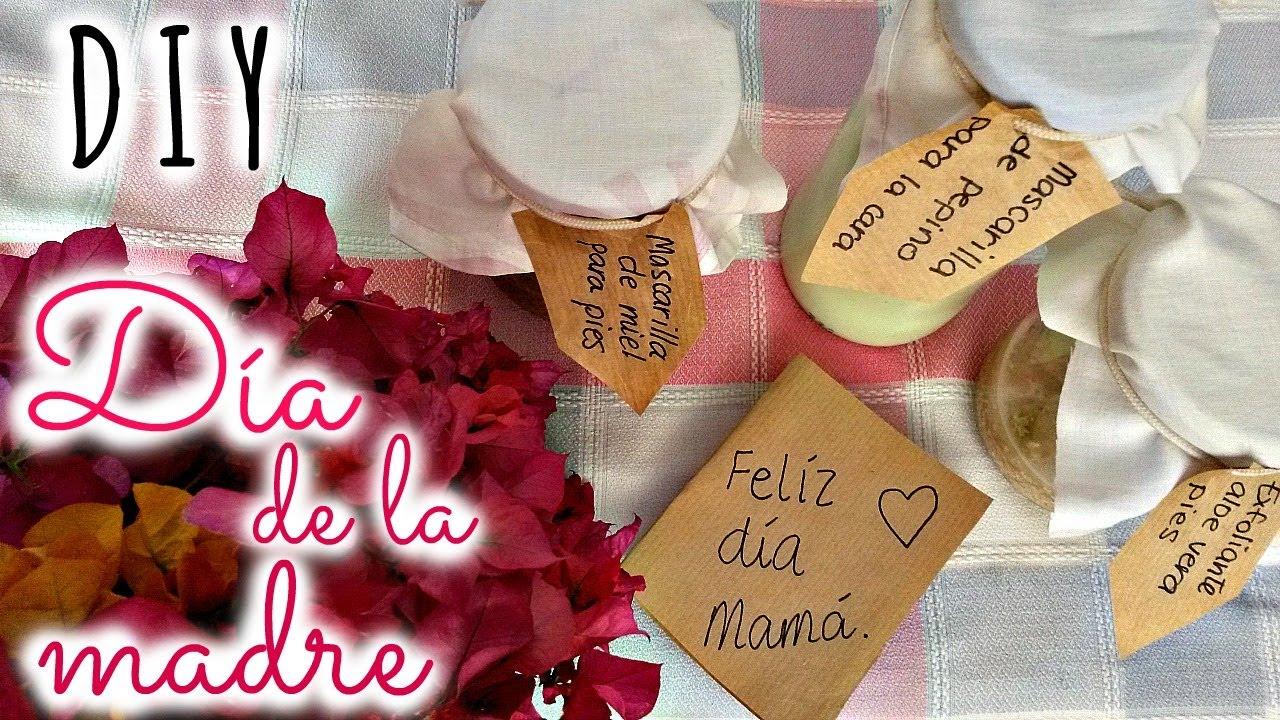 Diy regalo para el dia de la madre spa casero youtube - Regalo navidad mama ...