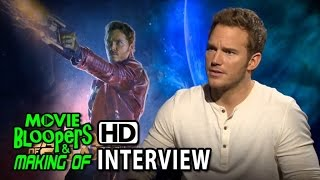 Guardians Of The Galaxy (2014) Interview - Chris Pratt