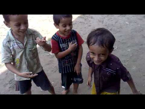 nepali child dance in own song :)
