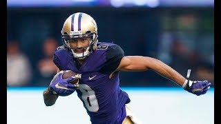 Dante Pettis | All 9 Career Punt Return Touchdowns (NCAA Record)