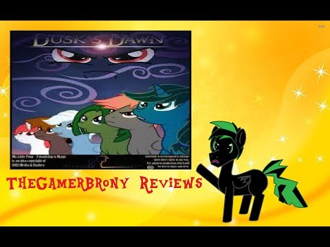 TheGamerBrony Reviews: Dusk's Dawn