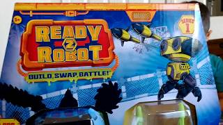 READY 2 ROBOT series.1  by MGA ENTERTAINMENT (UNBOXING)
