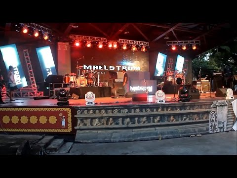 Coat of Arms live Maelstrom festival 2015 Sri Lanka