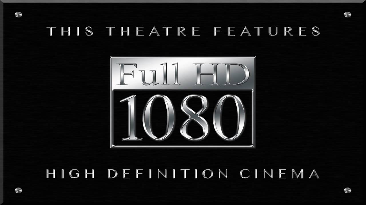 1080p Full Hd Logo Black Youtube