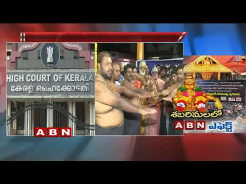 ABN Effect | Kerala High Court Imposes Complete Plastic Ban At Sabarimala