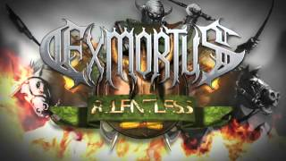EXMORTUS - Relentless (lyric video)