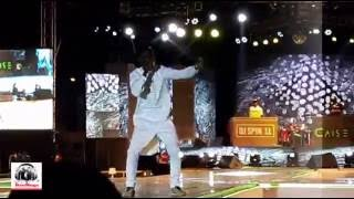 C-Face 'Kilimanjaro' Live Performance at OneLagos musical concert in Lagos