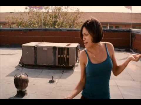Rosario Dawson Dancing