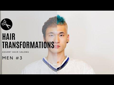 海外サッカー選手風の髪型にバッサリイメチェン!