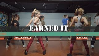 Earned It | Angie Sexy Jazz