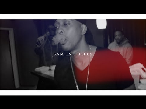 Gillie Da Kid - 5am in Philly (Visual by Philly Spielberg)