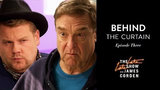 Behind the Curtain: John Goodman vs. P!nk & Donald Trump