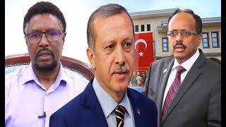 Wararka Somalia: MD Farmaajo oo ka Carooday Warbixintii QM & Amar uu bixiyey, Turkiga & Somalia oo…