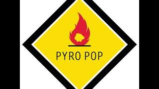 "Pyro Pop ""Salt & Vinegar"" and ""Red, White, & Bleu"" Spicy Popcorn Review"