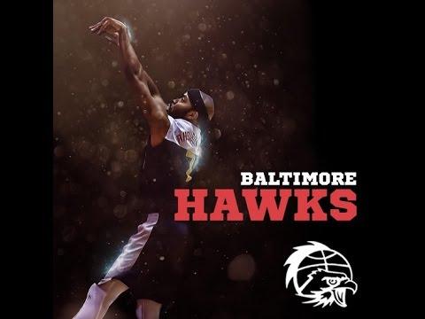 Jarwand Rheubottom -  Baltimore Hawks