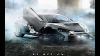 SpeedArt Audi R8+  ROCKET - Virtual Tuning RP. DESIGN