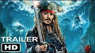 Pirates Of The Caribbean 6: Return Of The Kraken - Official Trailer 2020