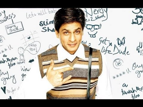 Main Hoon Na Title Song Full Video | Main Hoon Na ...