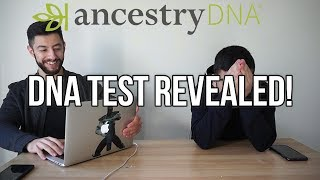 Ancestry DNA - Results have been revealed!!! #shocked