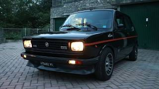 Fiat 127 sport 70hp *sound*