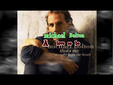 Michael Bolton - A Love So Beautiful